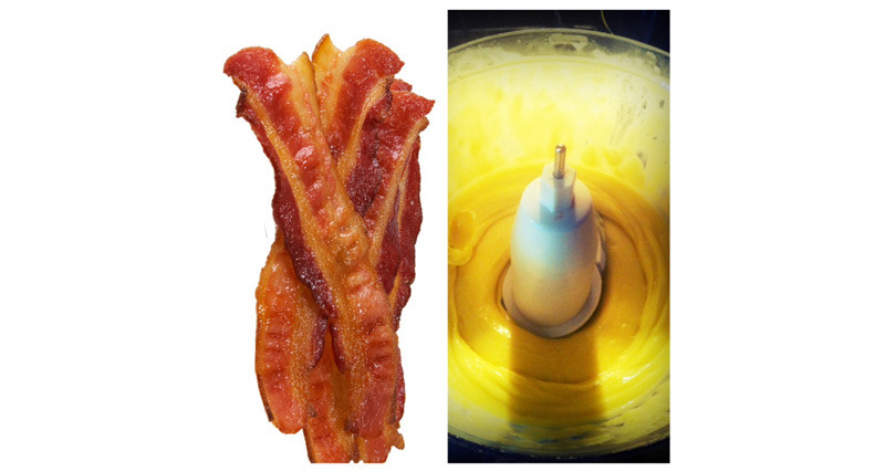 Composition Of Bacon Fat 32