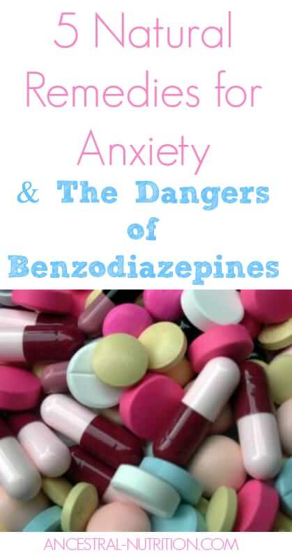 To those who are considering benzodiazepines, I assure you it is much more dangerous to take them than to not. You can overcome anxiety naturally.