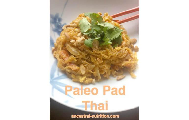 Paleo Pad Thai