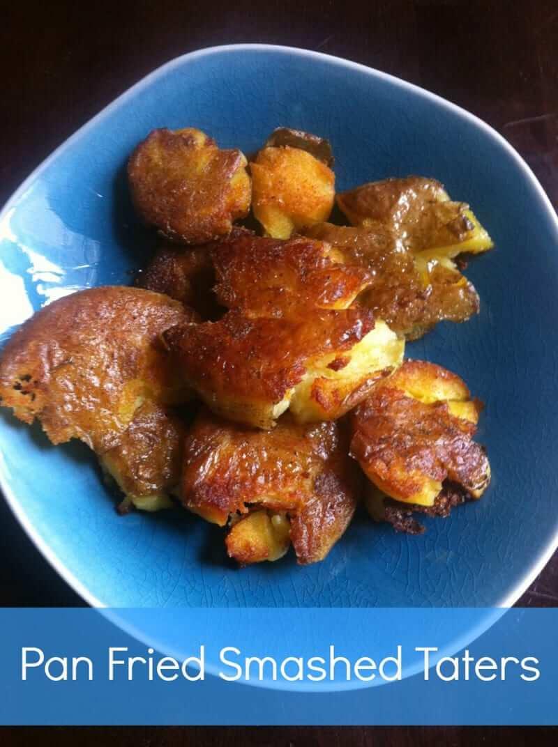 salad lori s skillet lori s skillet smashed potato rezept yummly ...