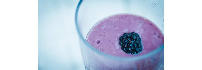Blackberry Superfood Smoothie