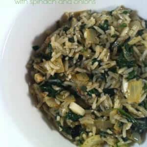 Greek Rice recipe