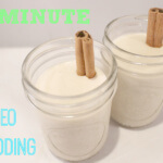5 Minute Paleo Pudding