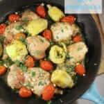 Tomato & Artichoke Chicken