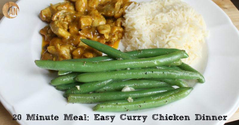 Curry-Chicken-Dinner
