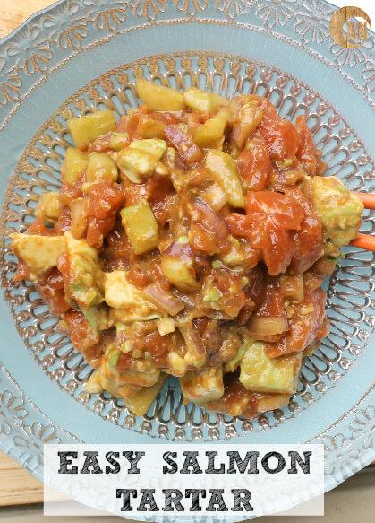 Easy-Salmon-Tartar-Paleo-Ancestral-Gluten-Free