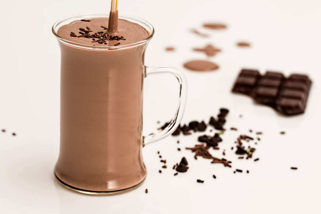 shakeology chocolate shake