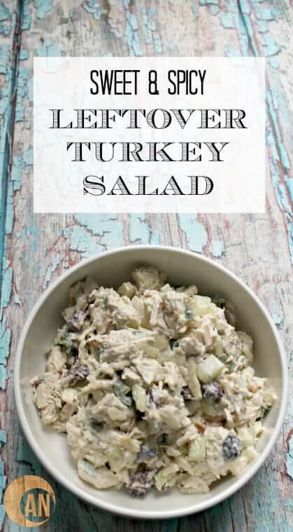 Paleo Leftover Turkey Salad Recipe Healthy Amp Easy