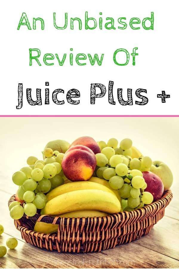 Juice Plus Review - a nutritionist did the research and gathered the facts about Juice Plus Capsules and Shakes! Find out what she has to say about the ingredients before buying these products #juiceplus, #weightloss