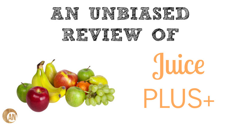 Juice plus negative reviews