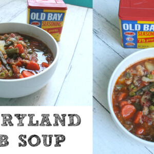 maryland crab soup paleo