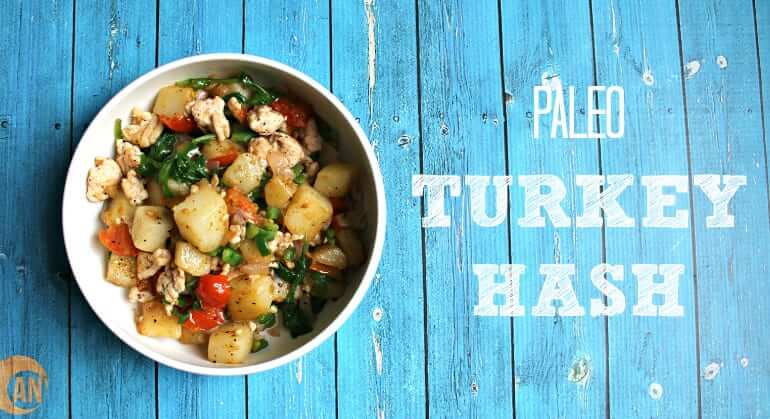 Paleo Turkey Hash - Ancestral Nutrition