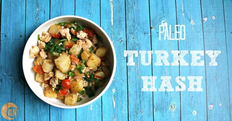 Paleo Turkey Hash - Ancestral Nutrition