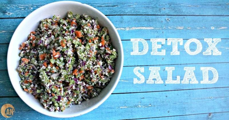 Detoxx-salad