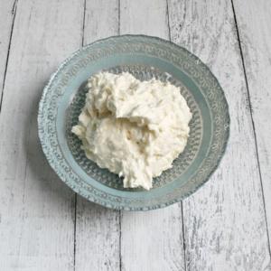 Paleo Buttercream Frosting