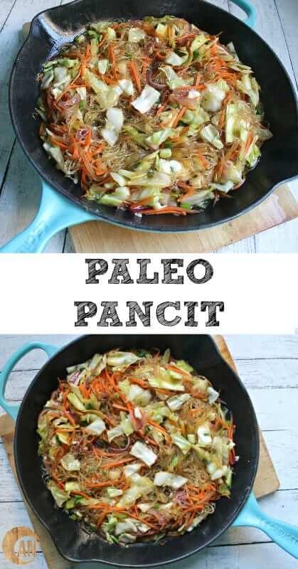 Paleo-Pancit