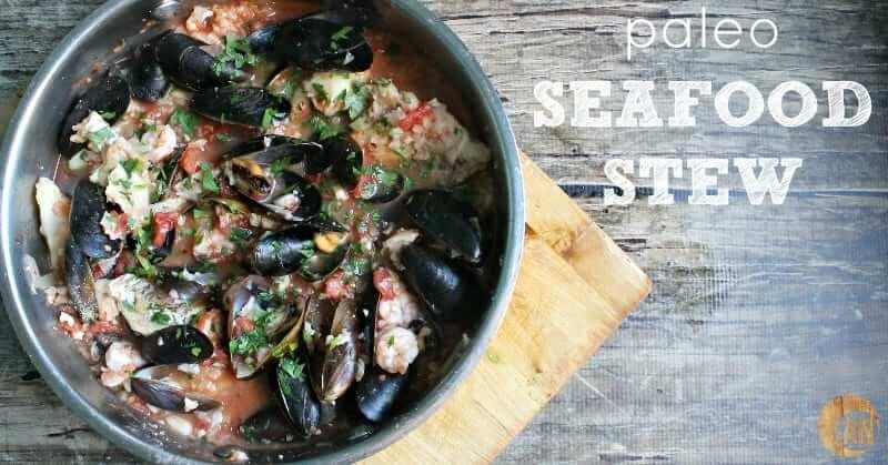 Paleo Seafood Stew