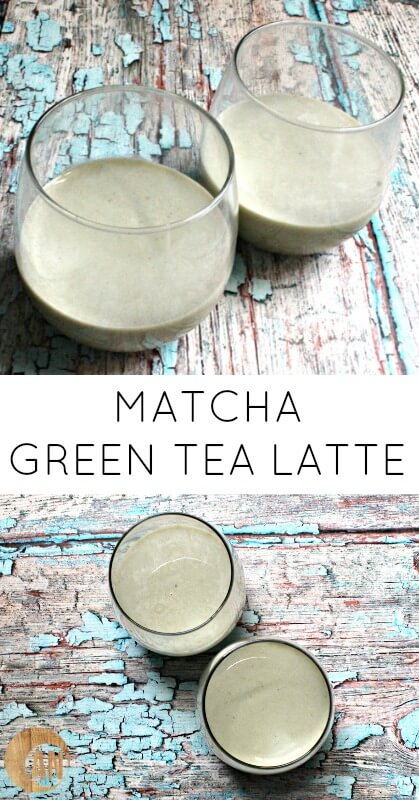Matcha-Green-Tea-Latte #brunch, #breakfast