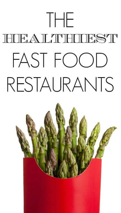 Healthy Fast Food After Midnight