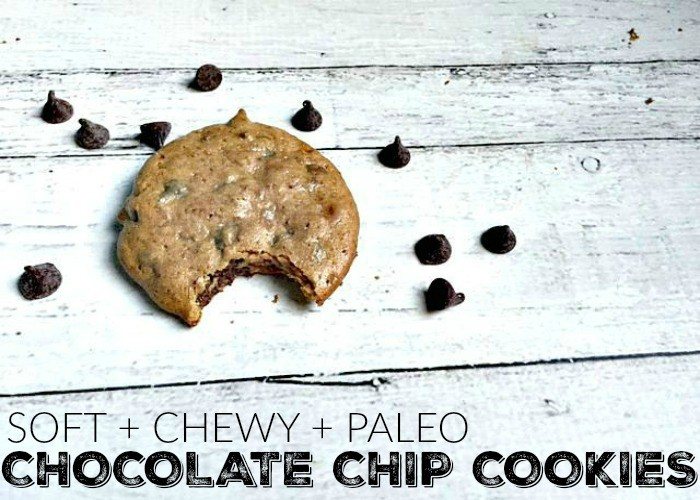 Soft, Chewy & Paleo Chocolate Chip Cookies - Ancestral Nutrition