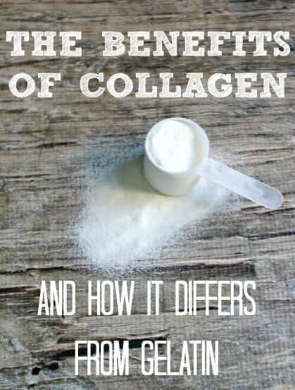 The Benefits of Collagen & How It Differs From Gelatin