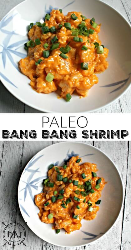 Paleo Bang Bang Shrimp - No cornstarch, no sketchy ingredients and no heart attack inducing vegetable oils.#paleo, #fakeout
