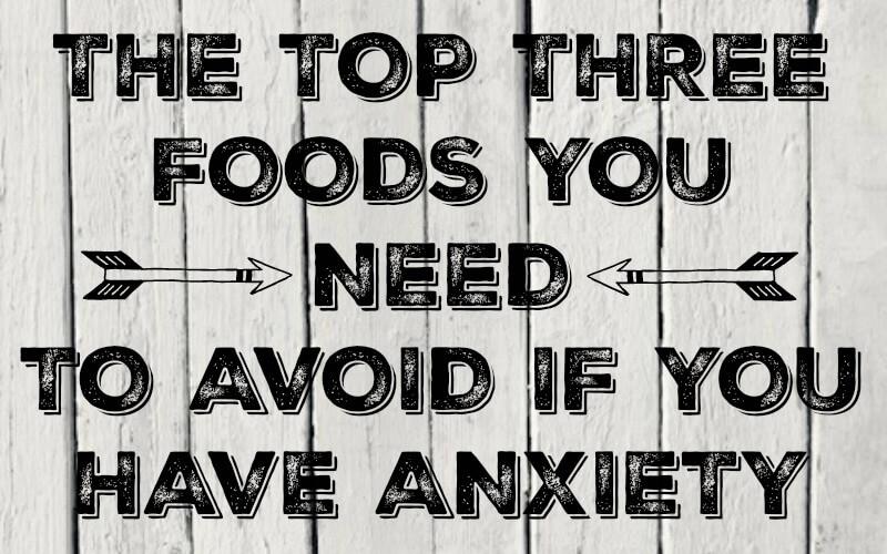 THREE FOODS