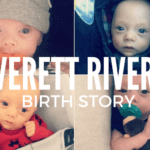 Everett River's Birth Story