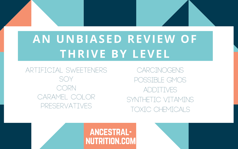 An Unbiased Review Of Level Thrive Ancestral Nutrition