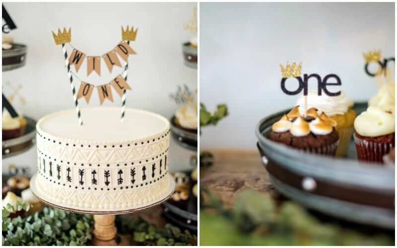 A Boho Gluten Free First Birthday Party Thats Eco Friendly