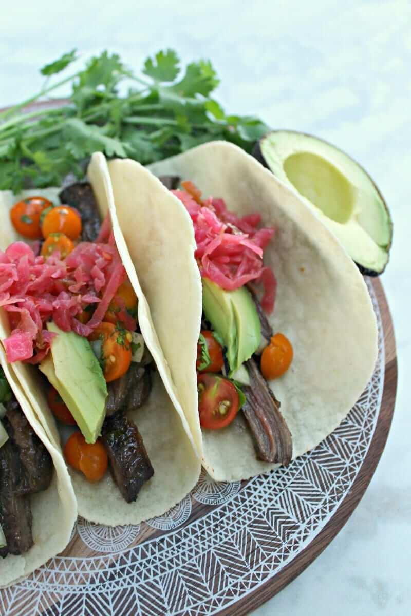 Paleo Steak Tacos