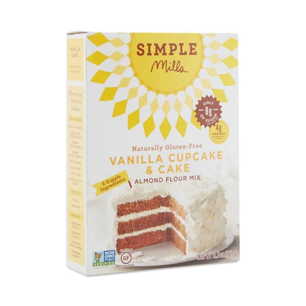 Pre Make Healthy Cake Mix