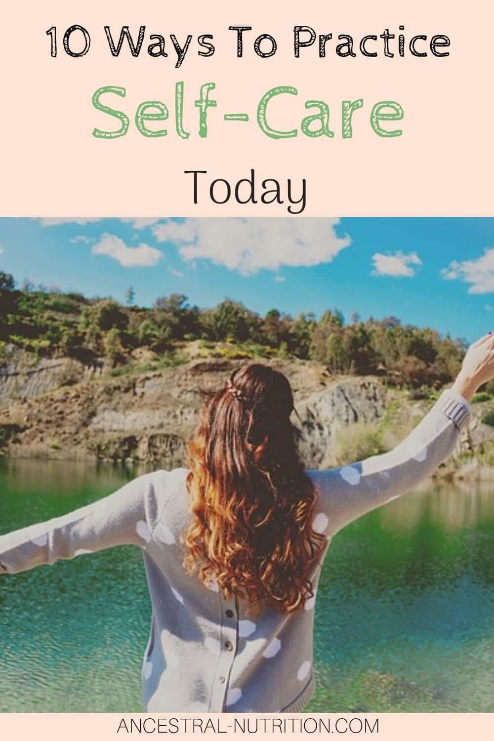 10 Simple Self-Care Activities you can do today #selfcare, #mentalhealth, #anxiety, #mindfulness, #positivity