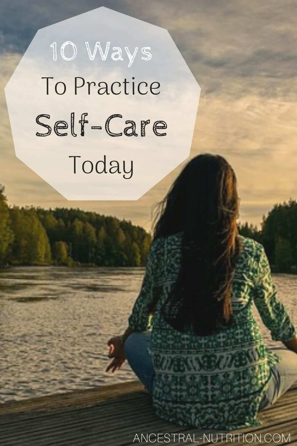 10 Simple Self-Care Activities you can do today - self-care can be simple and does not have to cost a dime! Read my tips for daily self-care #mentalhealth, #anxiety, #depression, #healthyliving, #mindfulness