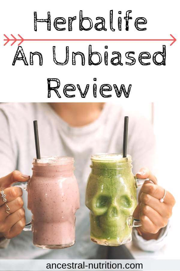 An Unbiased Review Of Herbalife Does It Work For Weightloss