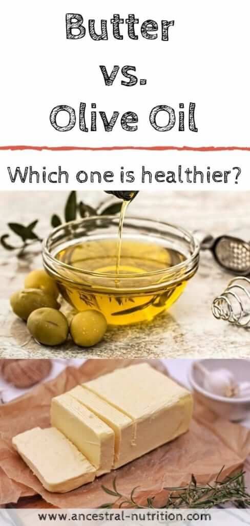 Have you ever stopped and wondered whether olive oil is healthier than butter and which fat is better for cooking? There is so much wrong information out there when it comes to good and bad fats! Let me break it down for you #health #cleaneating