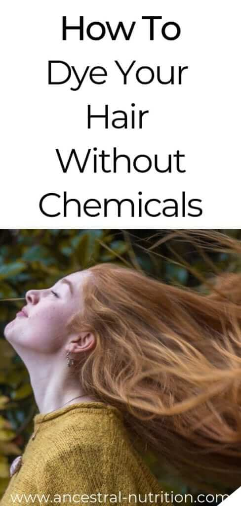Most store-bought hair dyes are toxic! Keep those chemicals out of your system with these amazing all-natural henna hair color options! #naturalbeauty #haircare #hairdye #henna