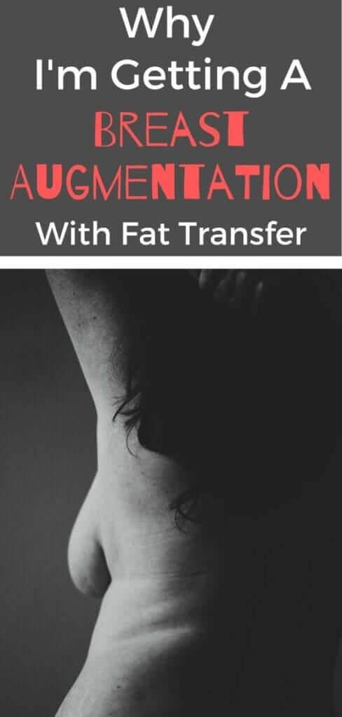 Why I'm getting a breast augmentation with fat transfer. You'll probably be surprised. Learn all you need to know about the pros and cons of this breast augmentation surgery and why I find it the perfect alternative to implants #breastaugmentation #cosmeticsurgery #fattransfer #Beauty